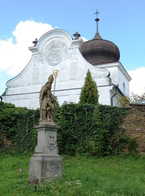 kostel vobci Žíšov