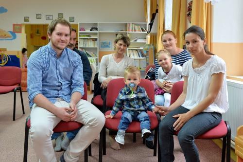 Rodina Křelinova