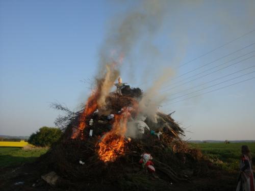 Už hoří!!!
